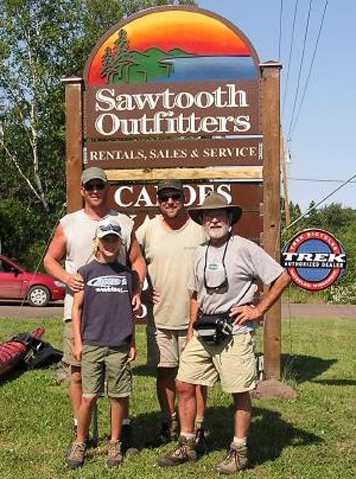 Sawtooth Outfitters Tofte Minnesota