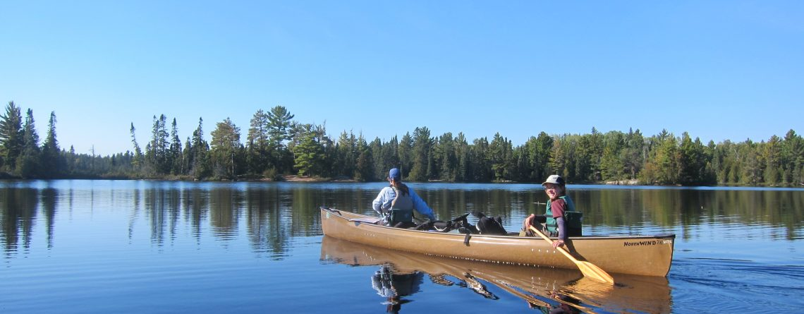 Fishing in Canoe Country - Sawtooth Outfitters