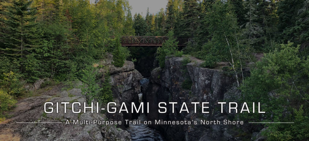 Gitchi-Gami State Trail - Minnesota's North Shore Bike Trail