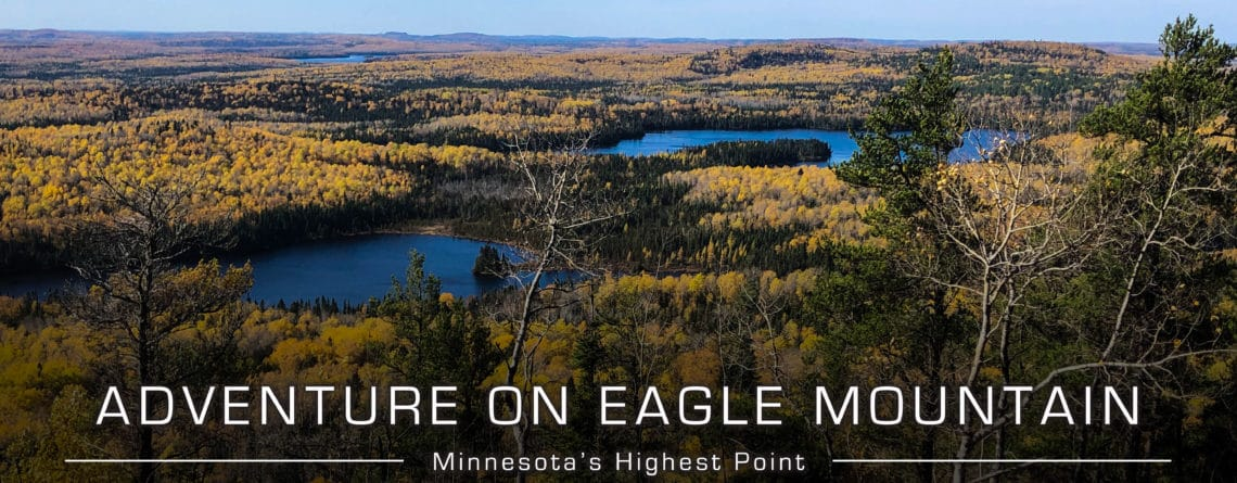 Eagle Mountain Adventure Hike in Minnesota (MN)