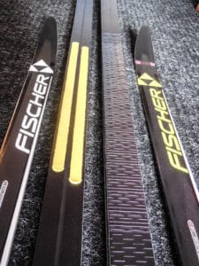 Skin Skis vs. Traditional Classic Skis