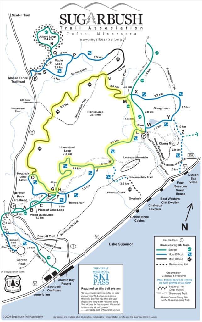 Picnic Loop 25k Trail